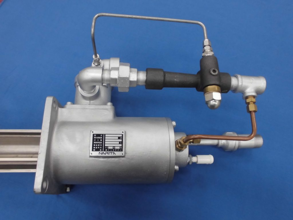 SRTN SINGLE END RADIANT TUBE BURNER